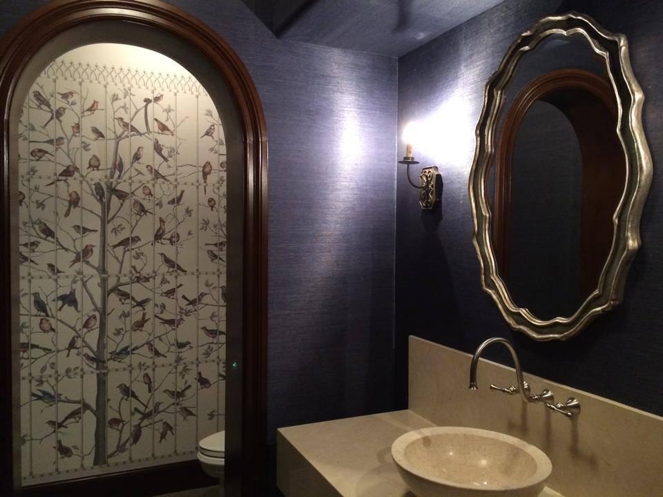 Bathroom Wallpaper Install - After.jpg