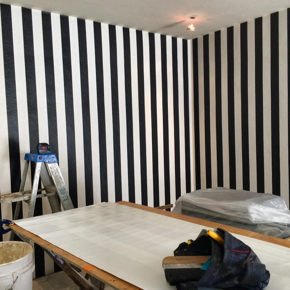 Stripe Wallpaper Install.jpg