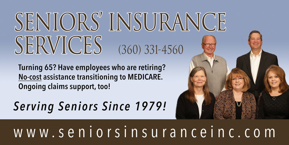 Insurance company logo, signs, ads, etc. , design and printing