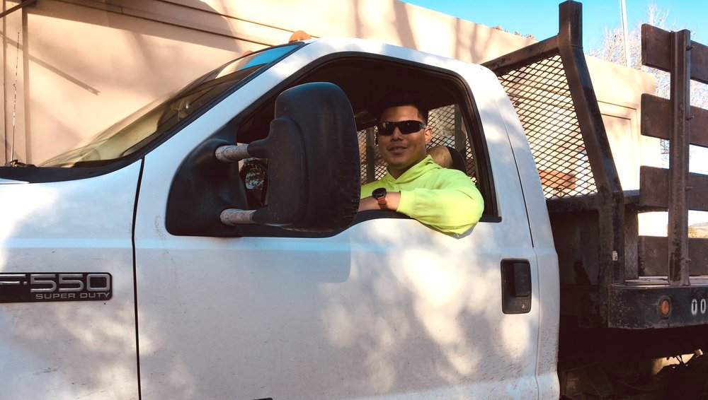 Jesus Gonzalez - Jesus is our Driver and has been with Hastings since 2016. Jesus takes care of making sure our crews have everything they need onsite.