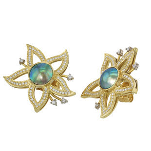 CATHERINE BEST STARFISH LAGOON - Eyris 'Gem' grade pearls