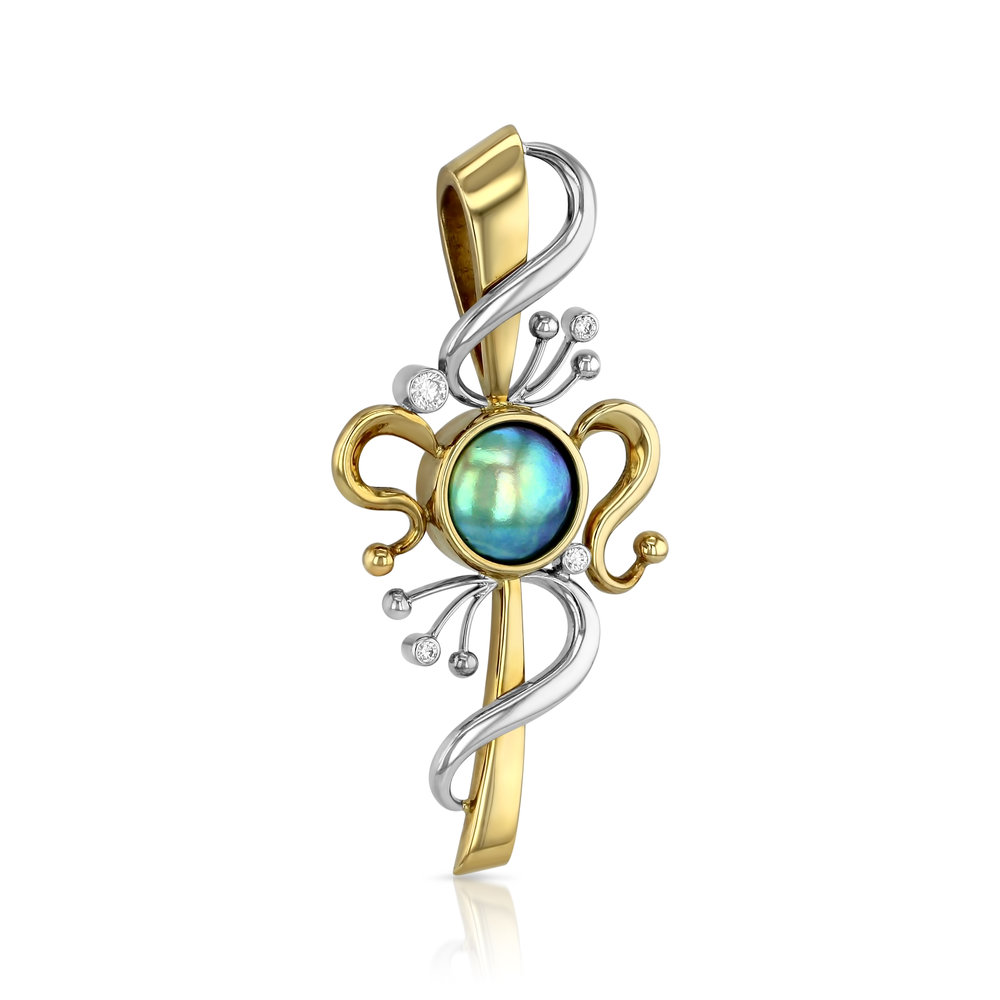 CATHERINE BEST NOVA - Eyris 'Gem' grade pearl