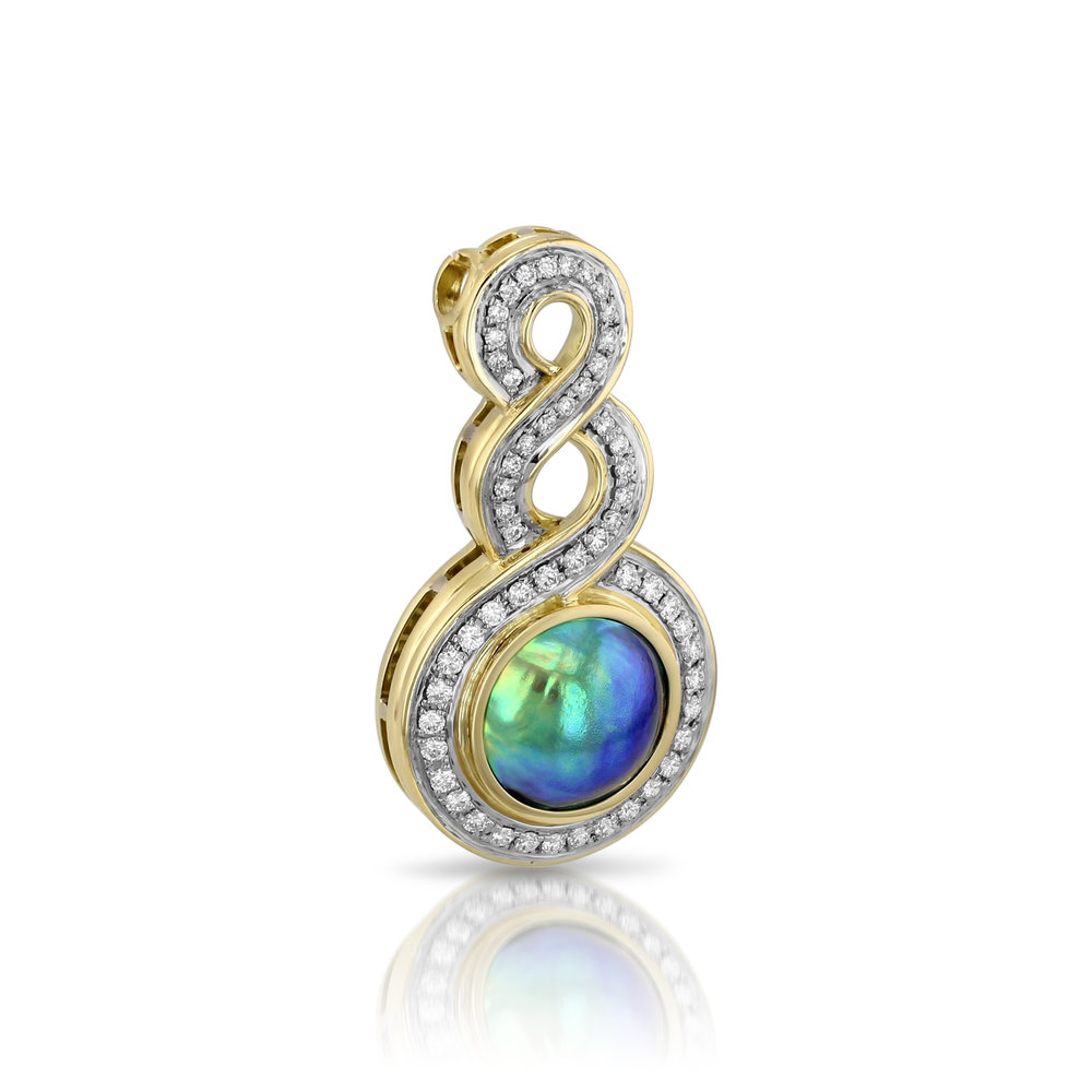 CATHERINE BEST PIKOROUA II - Eyris 'Gem' grade pearl