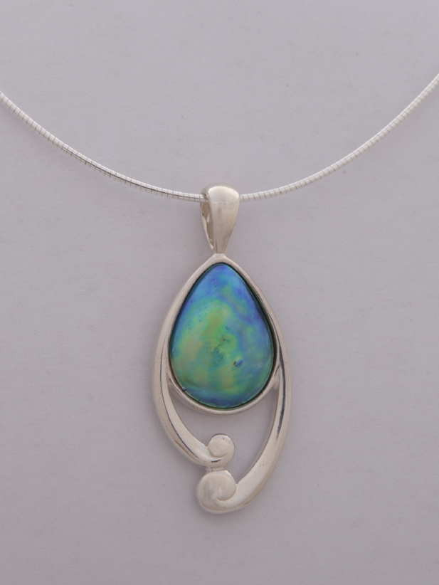 Blue Pearls Gallery - Tear Drop