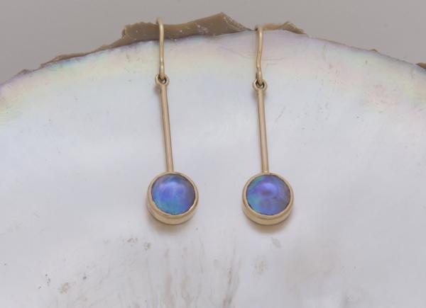 Blue Pearl Gallery - Pendulum hooks
