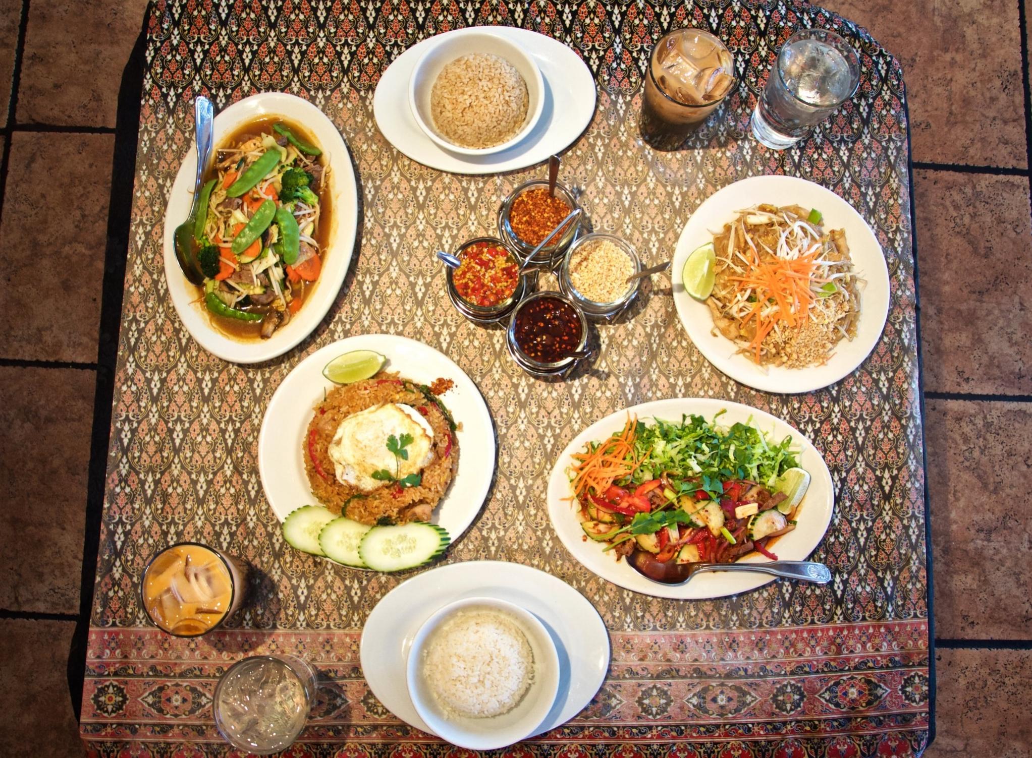 Thai Cuisine Ii