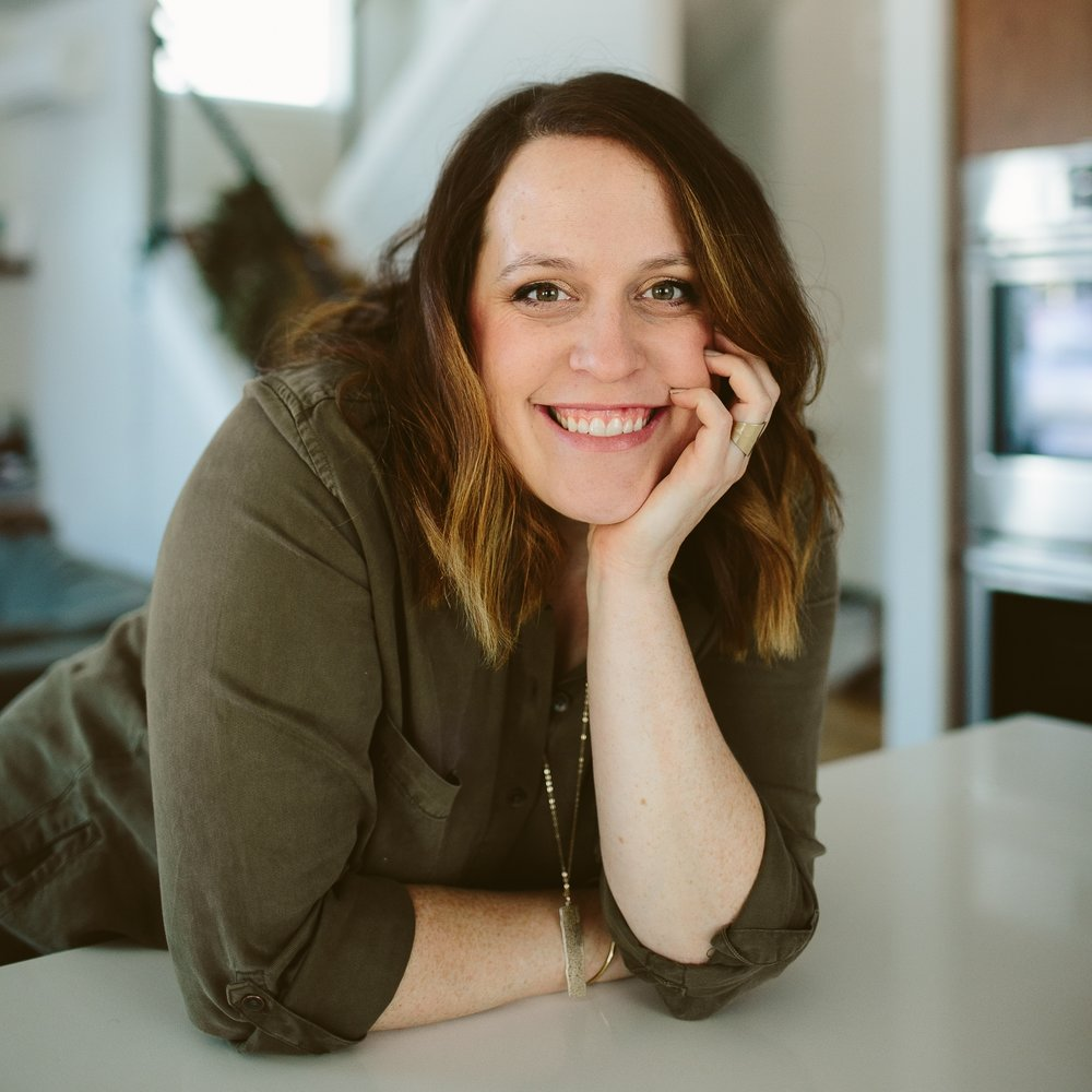 Laura Rice, co-founder and host of motherbirth