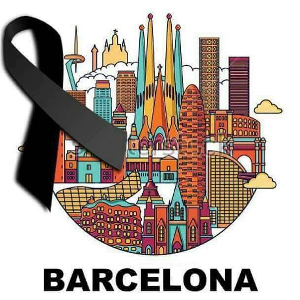 Desde Cerdà Granvia, nuestro mas sincero pésame a todas las víctimas y sus familiares. TOTS SOM BARCELONA, TODOS SOMOS BARCELONA! 🖤#PrayforBarcelona#nomoreterrorism#notenimpor#notenemosmiedo