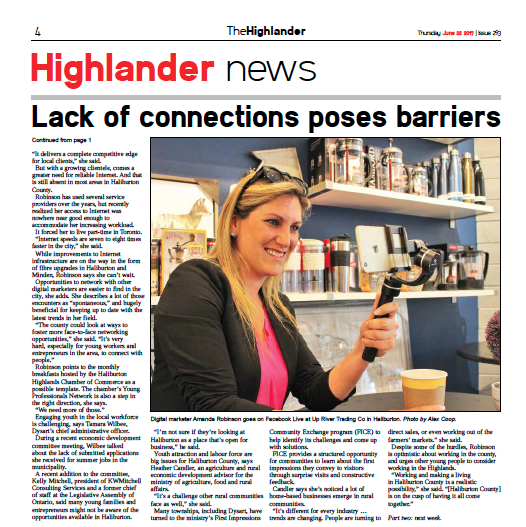 The Highlander Newspaper -
