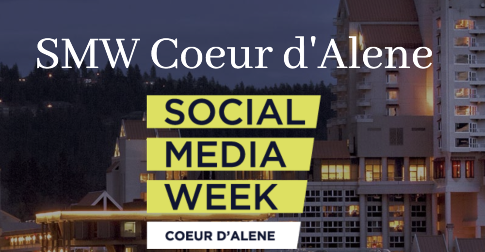 Social Media Week Coeur d'Alene - September 10-14, 2018Amanda & KellyTopic: Facebook Messenger Chatbots - get the low down on how to make Chatbots work for your business/brand.View Event Details