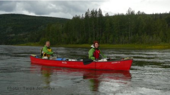 Paddling Pristine Rivers of Canada's North