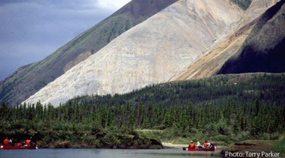 Canoe the Snake River and Wind River