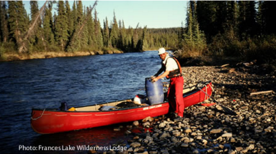 Seldom-paddled rivers in pristine Southeast Yukon
