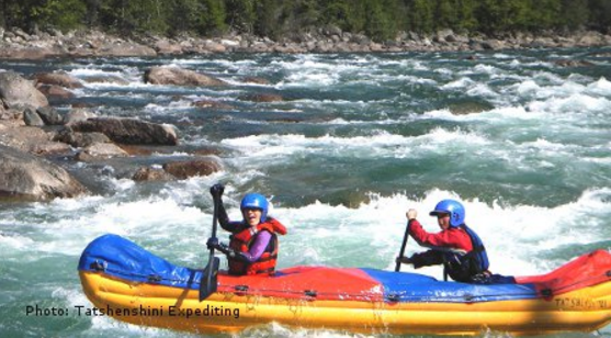 Canoeing day trips, lessons and expeditions
