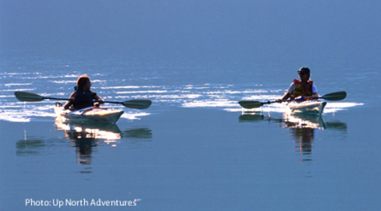 Self-Guided & Guided Kayak Tours