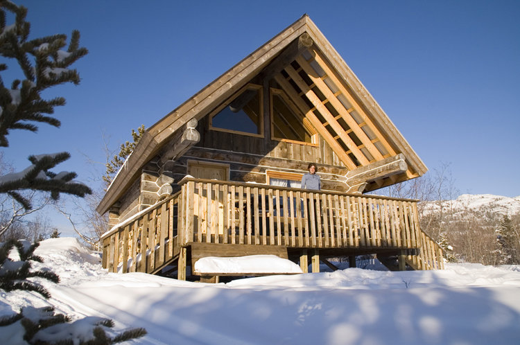 3 Day Touch of Winter – Cabin Stay