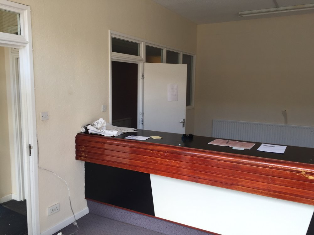 The Starting Point, Solicitors Office