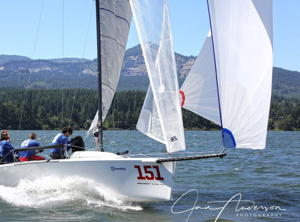 X-Drive Silver gives the highest performance for one-design class sails where high tech yarns like Kevlar and carbon are not allowed.