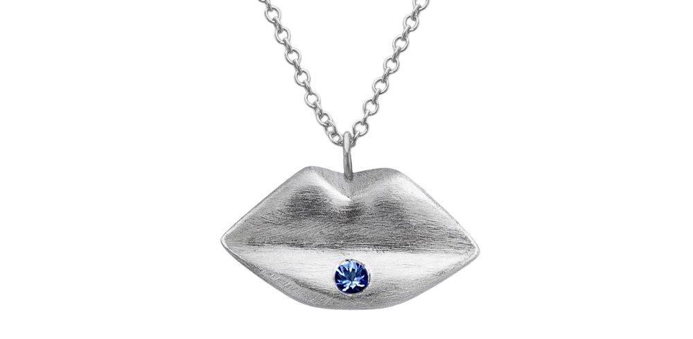 kozminka-necklace-sapphire-lips-silver.jpg