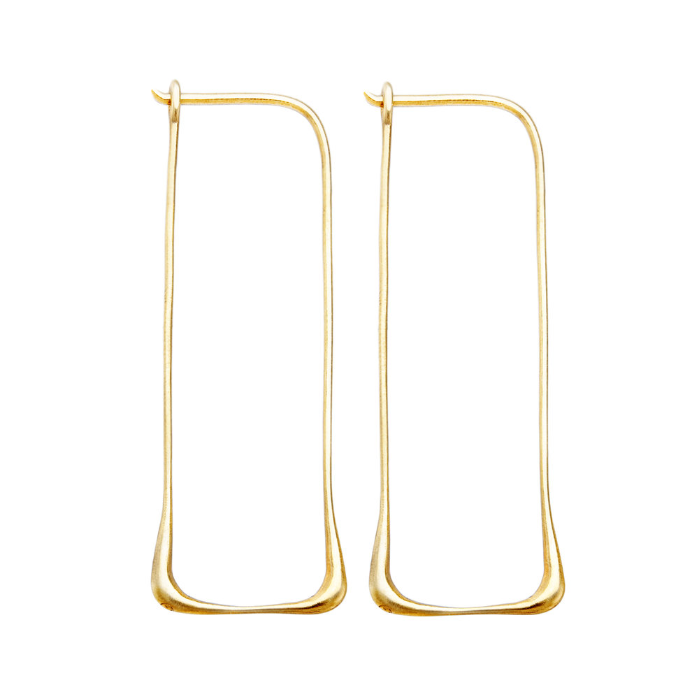 Gold Hoop Earrings Scent