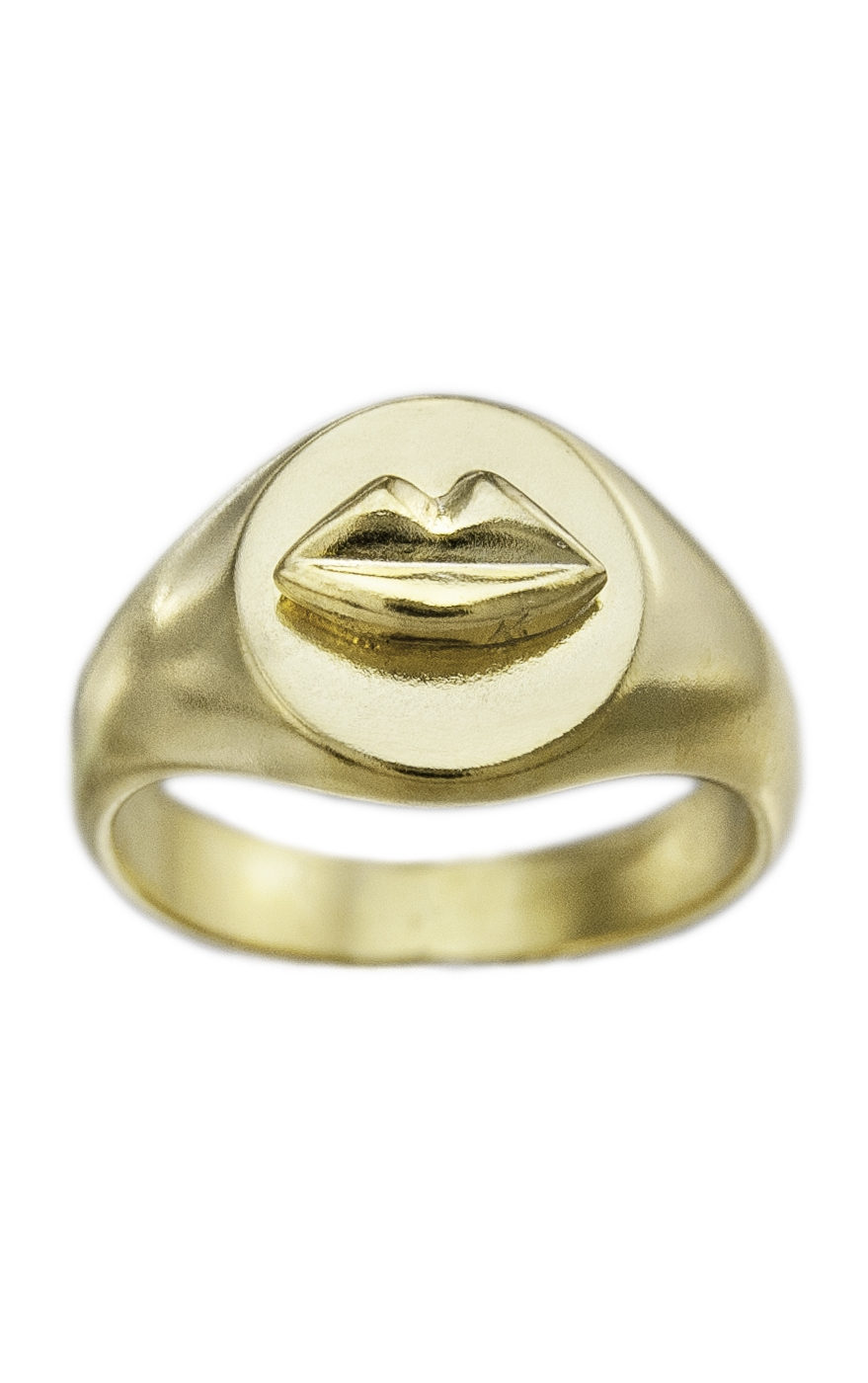 Kozminka signet ring