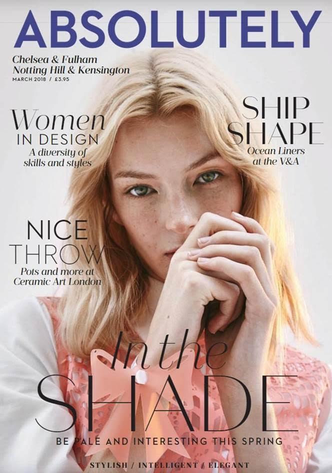 Kozminka Absolutely Magazine