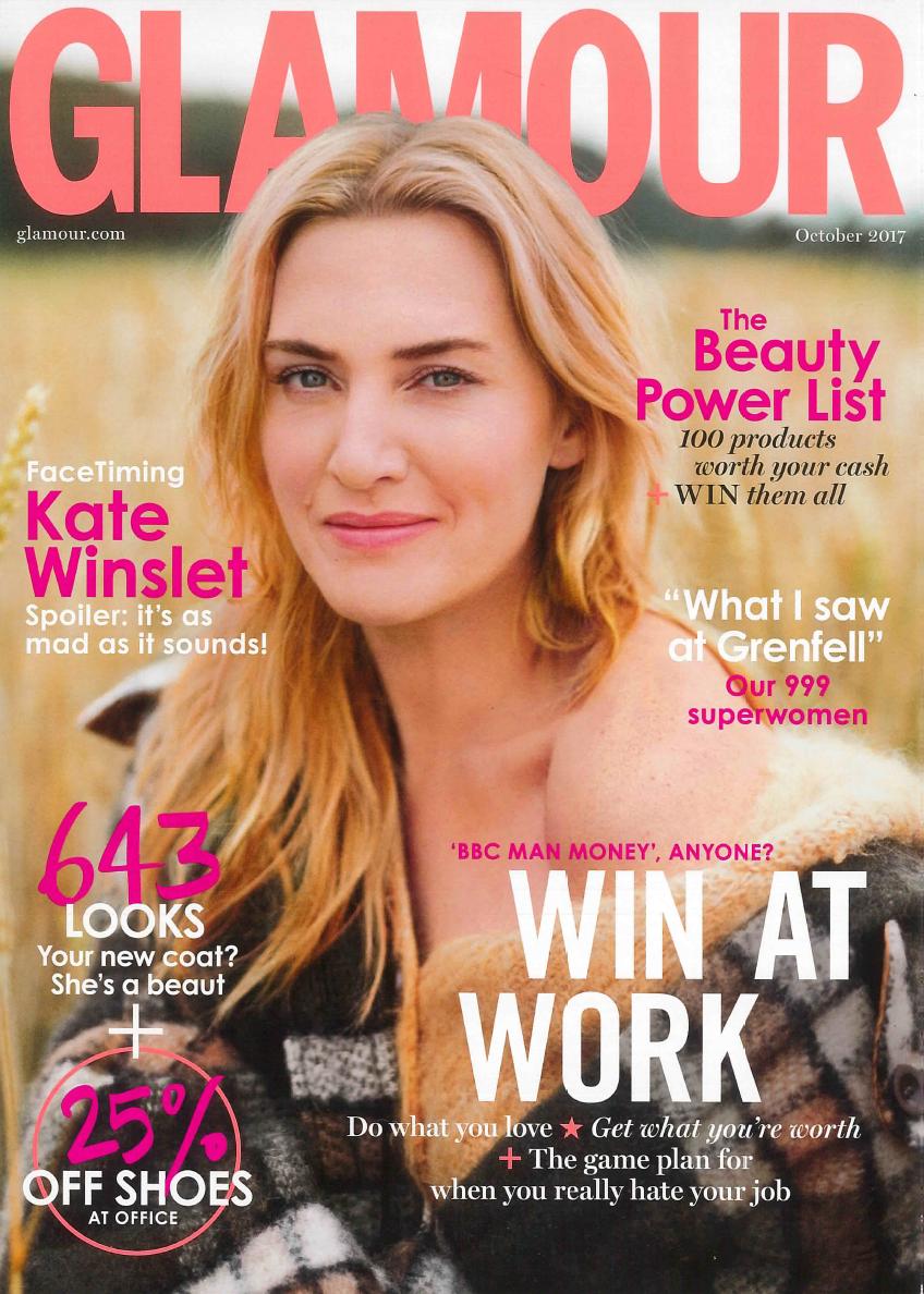 Kozminka Glamour Magazine