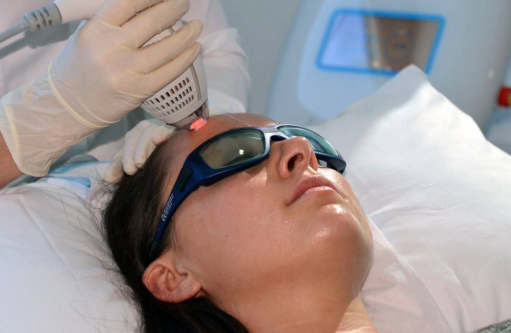 Clear and brilliant laser  - treat skin ageing early and subsequently slow the ageing process.