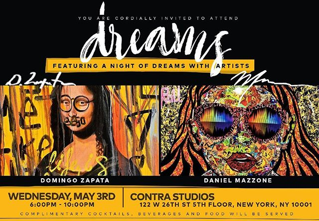 !Tonight! @contrastudios #DomingoZapata solo exhibition. 6-10pm #nyc #artbeat #artinamerica #chelseagalleries #tonight