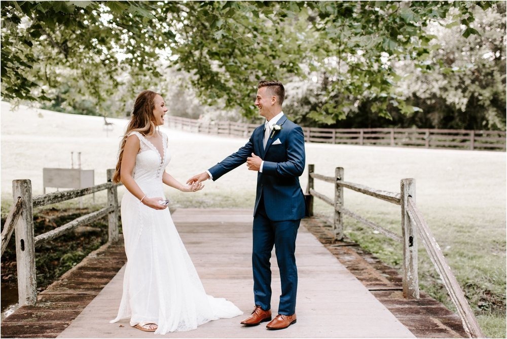 tearful first look memphis tennessee photographer
