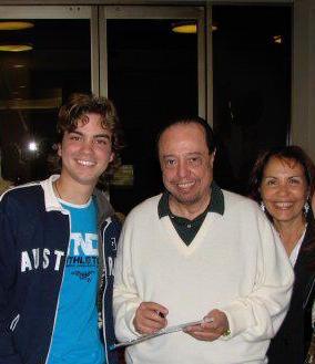 Sérgio Mendes & Brazilian Embassador |Melbourne 2006