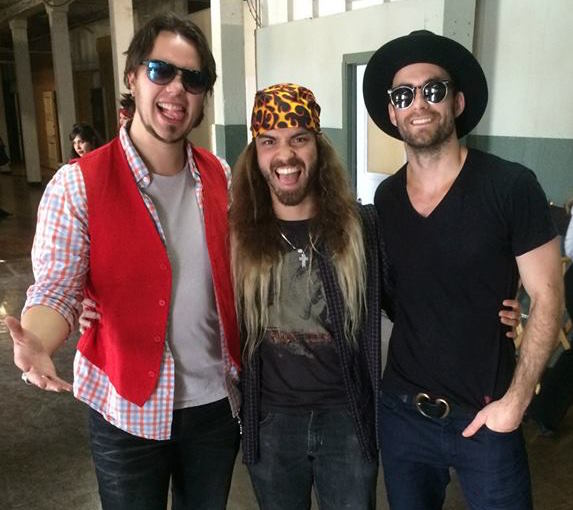 Halestorm Joe Hottinger & Josh Smith | Amen music video 2015