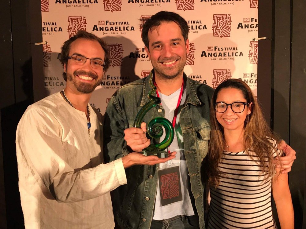 Domingos Antonio | 'Match' Winner at 10th Angaelica 2017