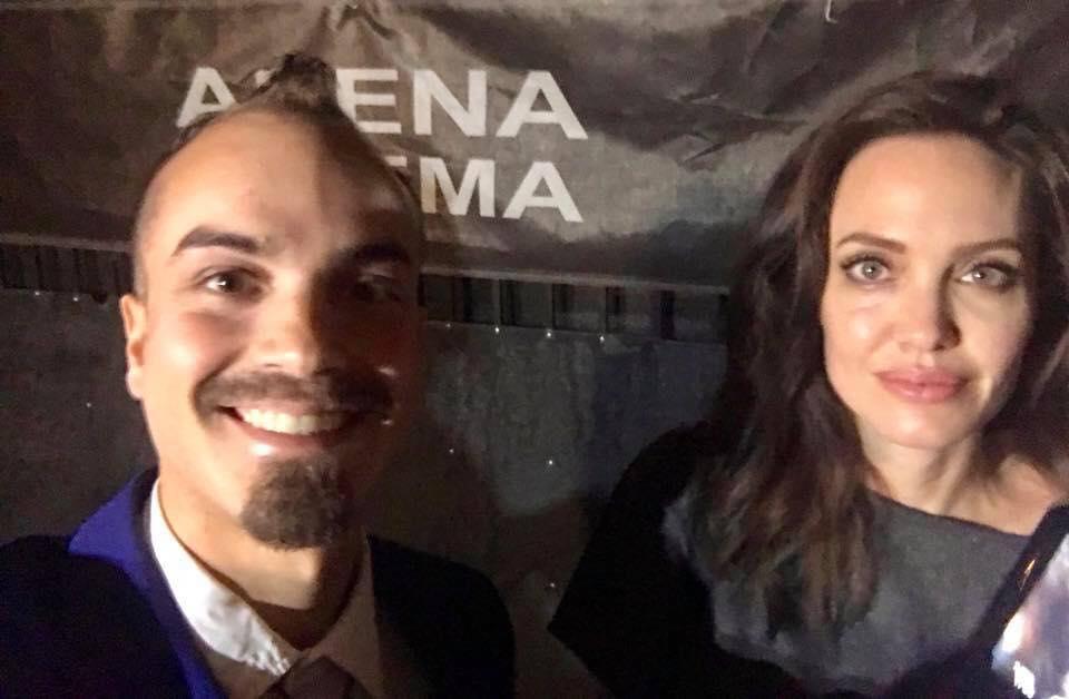Angelina Jolie | AFI fest 2017