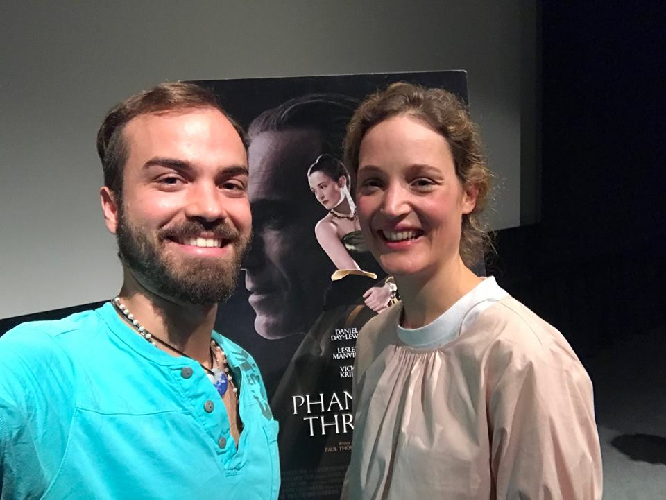 Lucas Paz & Vicky Krieps