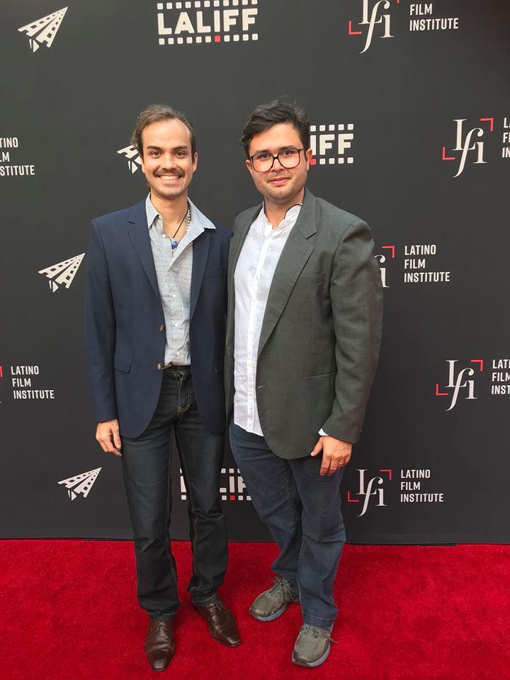 Lucas Paz & João Paulo Miranda Maria
