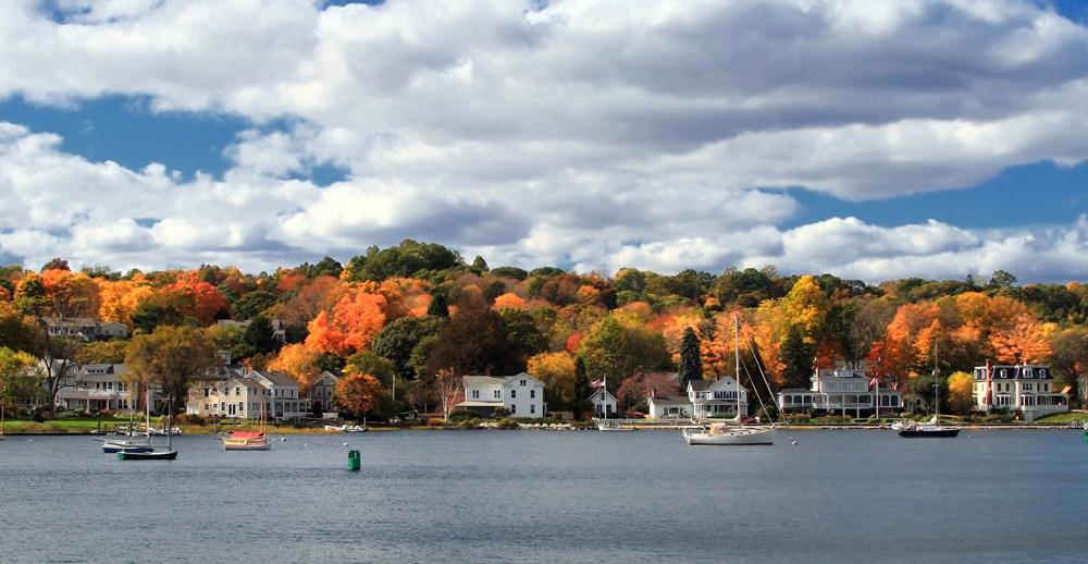 Fall Bike and Kayak Clambake -
