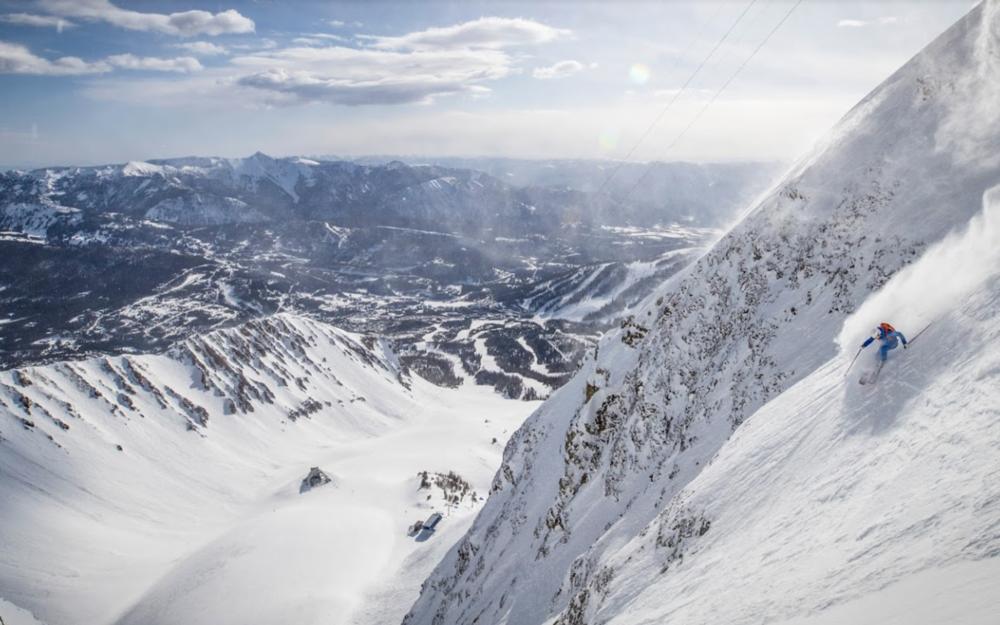Ski Big Sky -