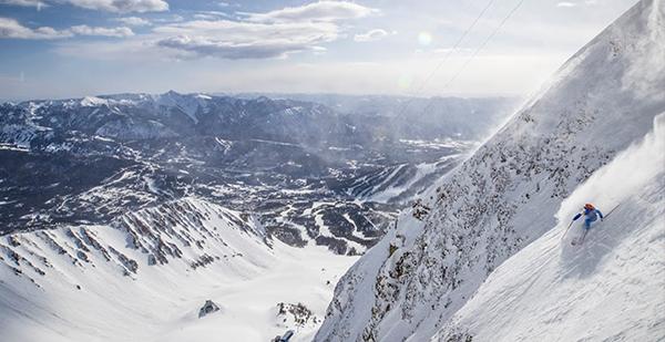 Ski Big Sky, MT -