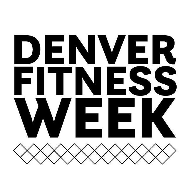 Denver Fitness Week Logo