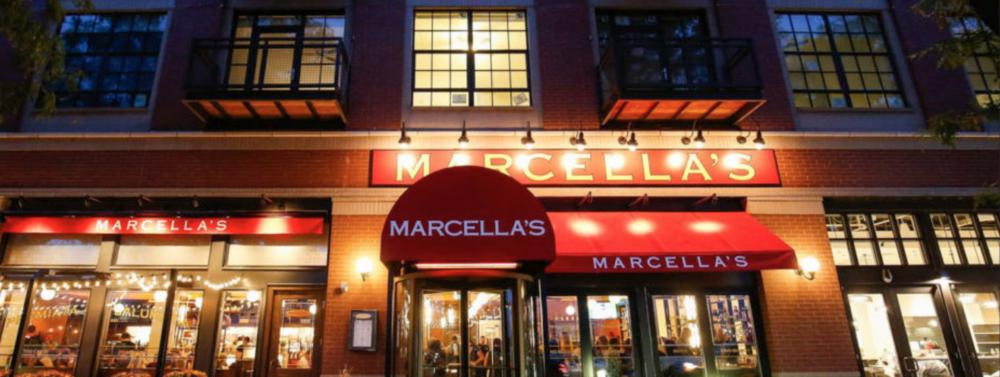 Source:  Marcella's Restaurant