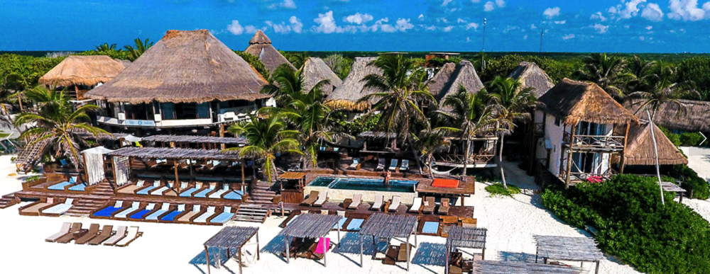 AMANSALA RESORT, TULUM MEXICO