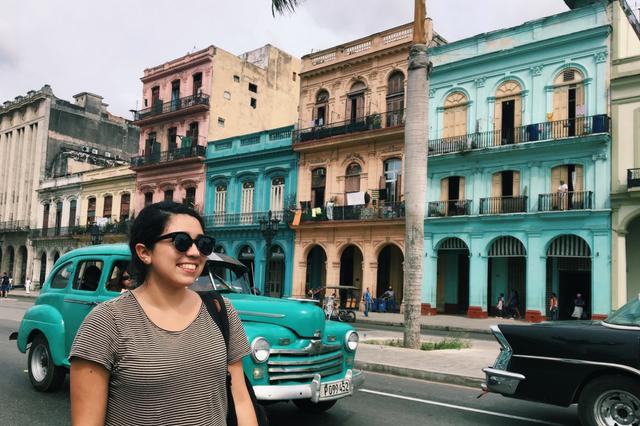 Fall 2016, Study abroad in Havana, Cuba.