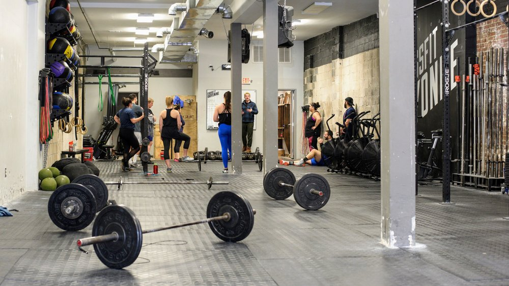 Workouts — Crossfit Bayonne