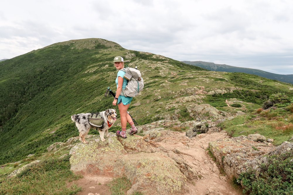 A 700 mile Northeast route connecting thru-hikes of both the Cohos and New England Trails from the Canadian Border in Northern New Hampshire to the Connecticut Sound by walking on sections of the Appalachian Trail and Long Trail.