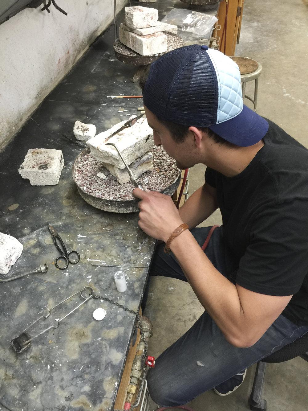 Metalsmith/ Jeweler