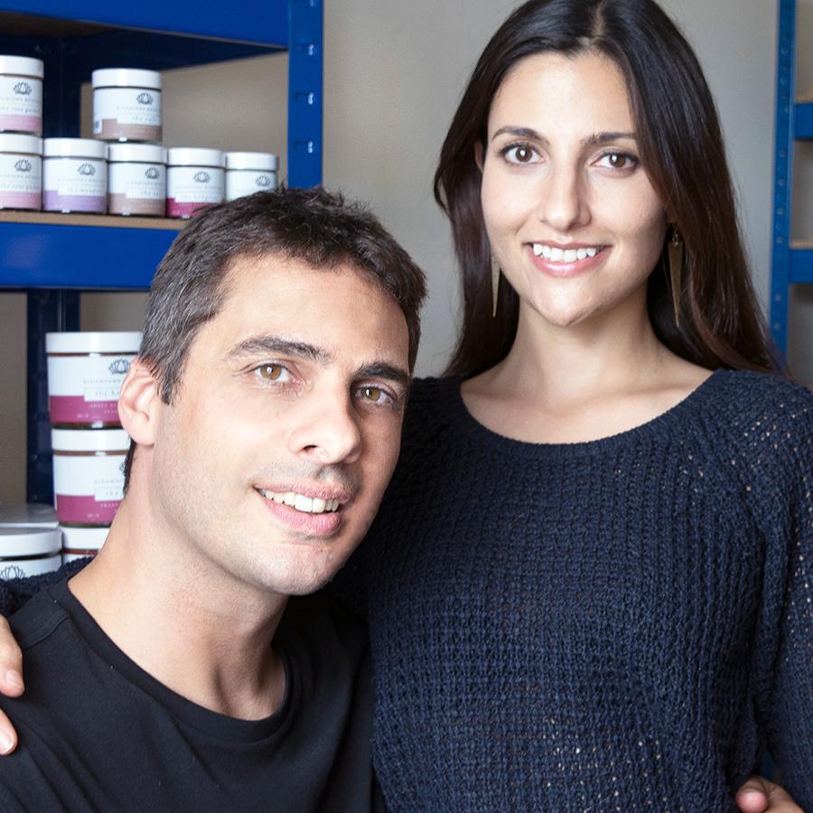Preyanka Clark Prakash & Medwin Culmer   Co-Founders of Bloomtown