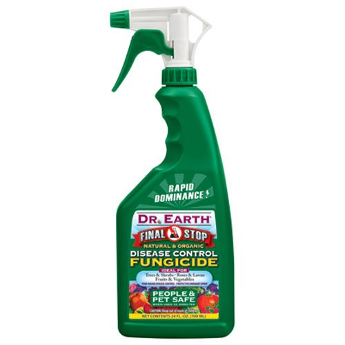 dr earth fungicide