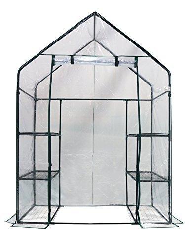 Hopewell Mini Walk-in Greenhouse