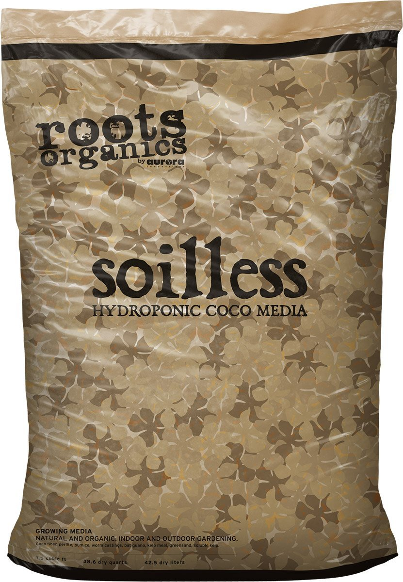 Roots Organics Soilless Mix